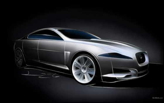 jaguar, concept, car, cars, new, design,