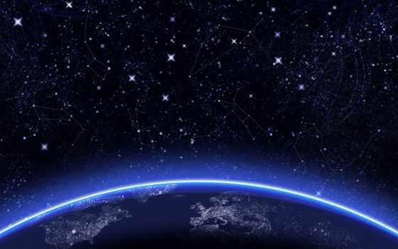 ночь, cosmos, созвездия, небо, christmas, знаки, зодиака, банка,