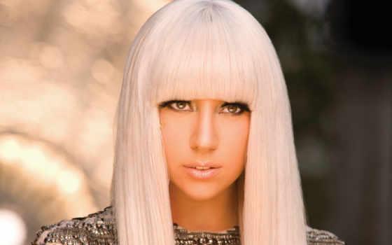 lady, гага, gaga, segiempat, foto, oleh, волосы, hairstyles, her, смотреть,