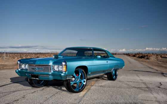 impala, chevrolet, car
