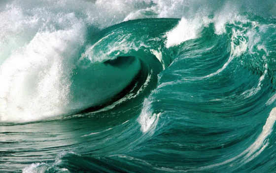 ocean, картинка, город