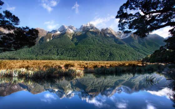 природа, очень, красивая