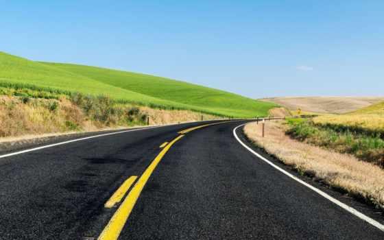 usa, roads, landscapes, дорога, art, природа, knowledge, models,
