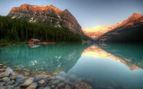 канада, природа, скалы