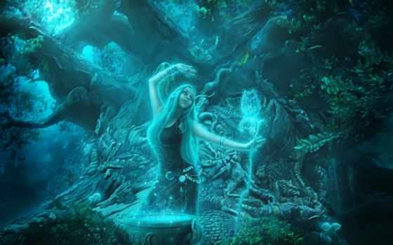 fantasy, магия, изображение