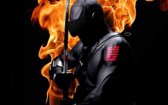 ninja, images, desktop, воин,