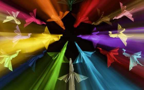 ipad, мини, free, air, оригами,