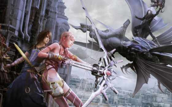 final, fantasy, game