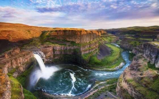 скалы, река Фон № 25035 разрешение 2560x1600