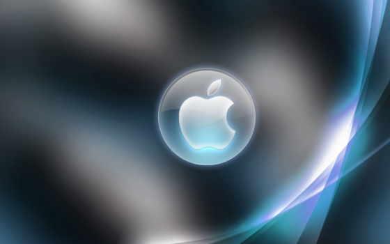 apple, шара