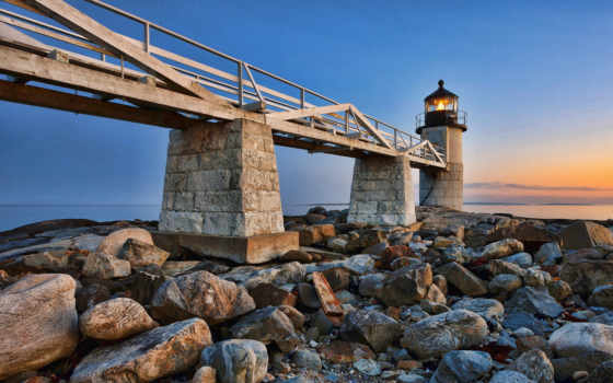 croton, építmények, lighthouse
