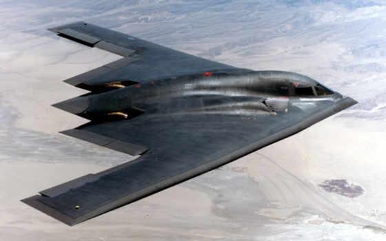 бомбардировщик, стратегический, американский   b-2 spirit