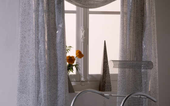 lounge, шторы, линии