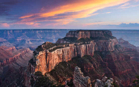 каньон, park, гранд, national, grand, arizona
