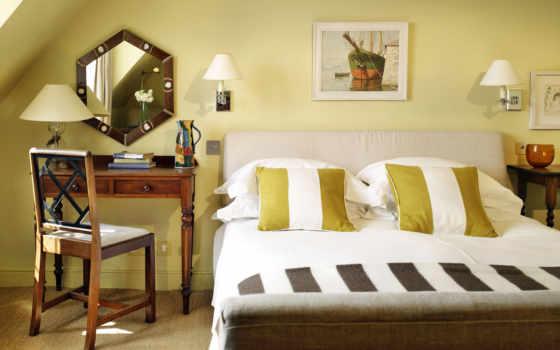 спальня, yellow, color
