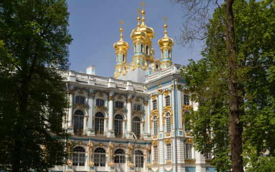 екатерининский, дворец, петербург, пушкин,