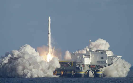 launch, море, commander, судно, marine, start, сборка, command, platform, космодром