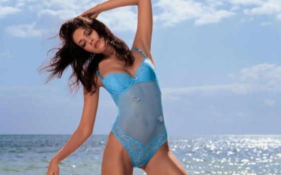 devushki, lingerie, collections, красивые, бикини, голубое белье, микс, море,