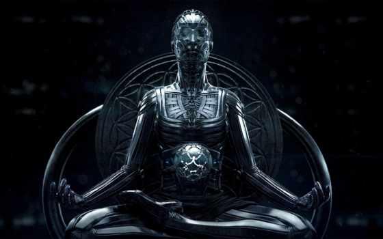 йога, robot, tibby