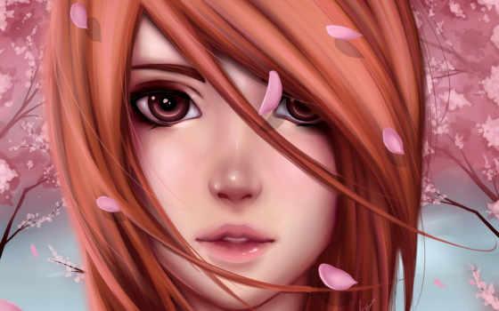 anime, лицо, девушка, youtube,