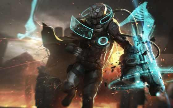 fantasy, масть, robot, взрыв, фантастика, шлем