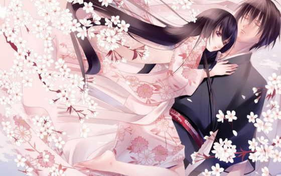 anime, love, настроение