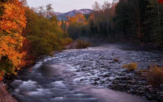 имеет, картинка, река