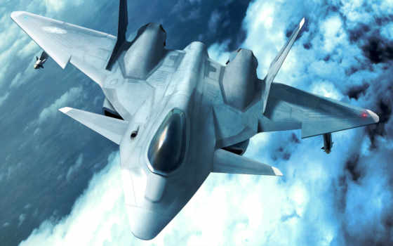 самолёт, военный, airplane
