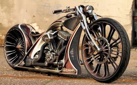 , мотоцикл, колеса, рама, ретро,