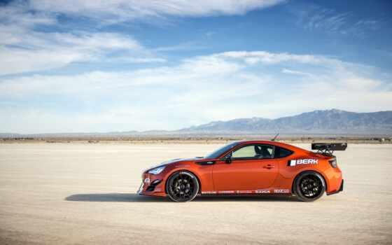 toyo, tune, scion, car, side, авто, картинка, тег, оранжевый, небо, automobile