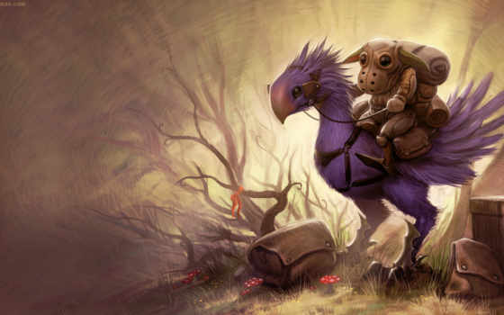 fantasy, final, goblin