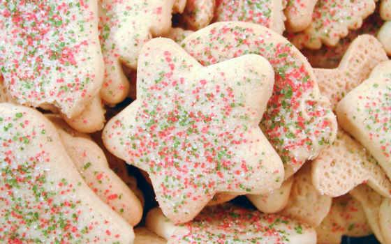 cookies, звёздочки, сладкое, граммов,