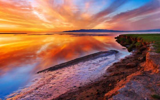 красивые, природа, пейзажи -