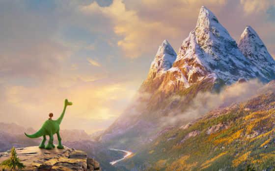 динозавр, хороший, online, смотреть, сниматься, хорошем,