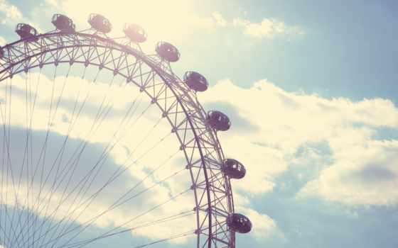 london, глаз, photography, колесо, обозрения, vintage, tumblr, poetry,