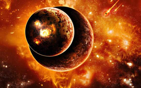 планеты, космос Фон № 8430 разрешение 1920x1080