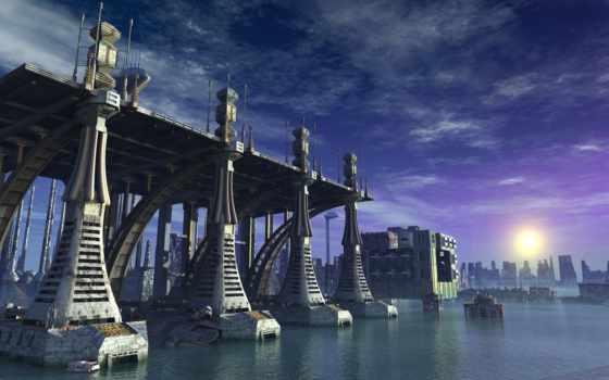 city, sci