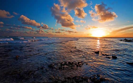 красивые, закаты, солнца Фон № 35115 разрешение 2048x1352