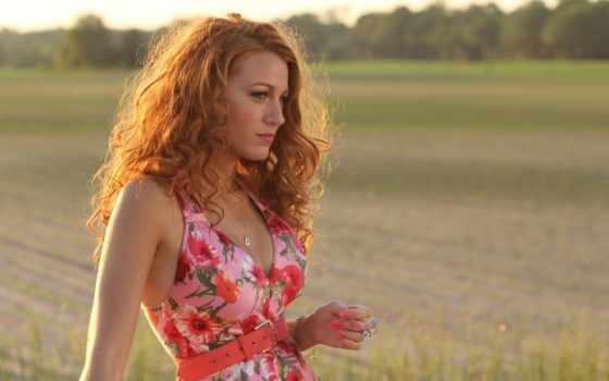рыжие, актрисы, актриса, сниматься, волосы, роли, кадры, stills, movie, color, лайвли,