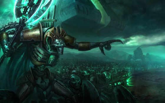 warhammer, игра