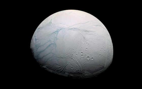 enceladus, сатурна