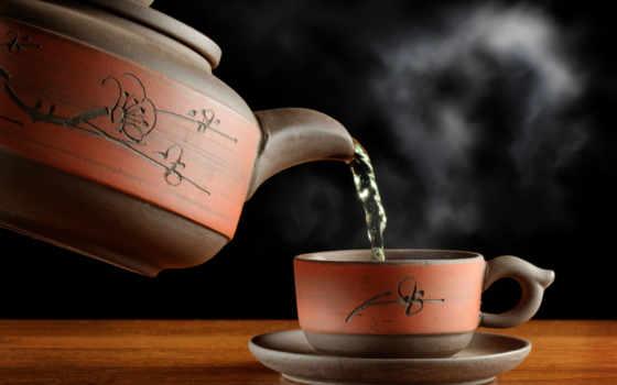чая, чайник, steam