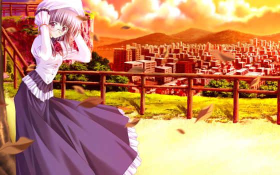 anime, fondos, pantalla Фон № 114342 разрешение 1600x1200