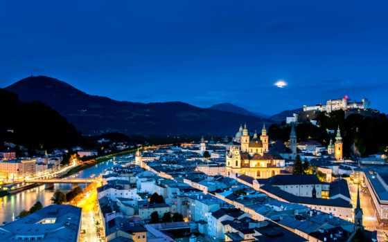 sterreich, австрия, salzburg, город, канада, singapore, дома, austrian,