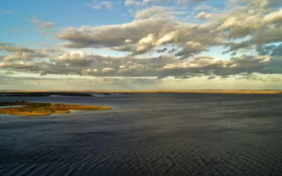 волга, река, саратов, осень, rock, небо, water, oblaka, настроение,