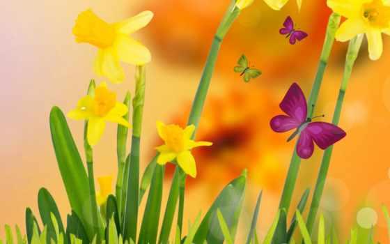 пасхальные, яйца, birds, boy, птицы, очках, бабочки, роза,