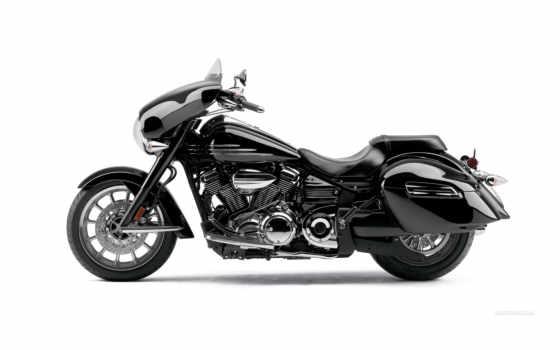 изображение, мотоцикл, star, мотоциклы, yamaha, deluxe, xv, stratoliner,