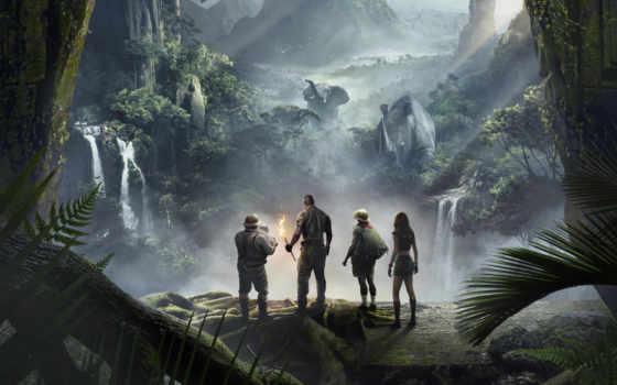 пожаловать, jungle, jumanji, джуманджи, джунглей, колл, full,