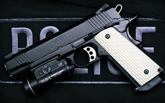 ,, kimbe, огнестрельный, оружие, пистолет, пушка, kimber, custom, .45 acp,