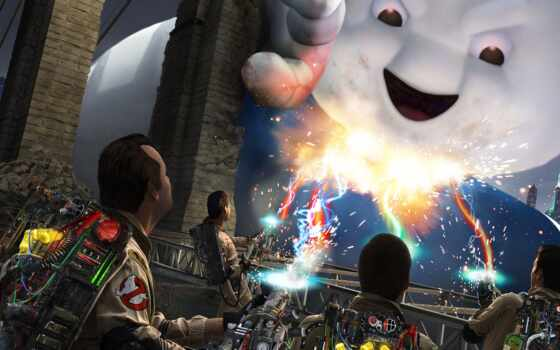 ghostbusters, game